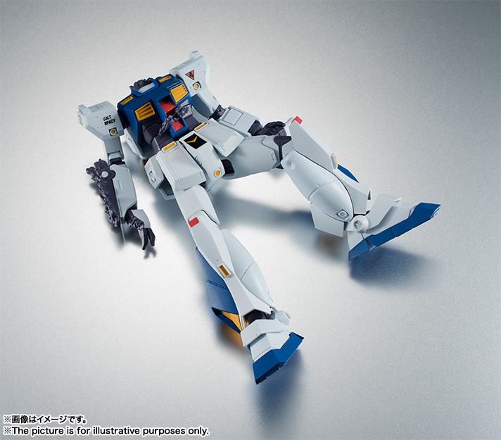 【再販】ROBOT魂〈SIDE MS〉『RX-78NT-1 ガンダムNT-1 ver. A.N.I.M.E.』可動フィギュア-007