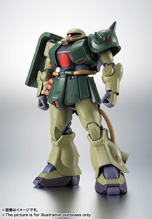 【再販】ROBOT魂〈SIDE MS〉『RX-78NT-1 ガンダムNT-1 ver. A.N.I.M.E.』可動フィギュア-010