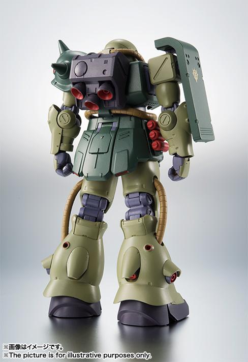 【再販】ROBOT魂〈SIDE MS〉『RX-78NT-1 ガンダムNT-1 ver. A.N.I.M.E.』可動フィギュア-011