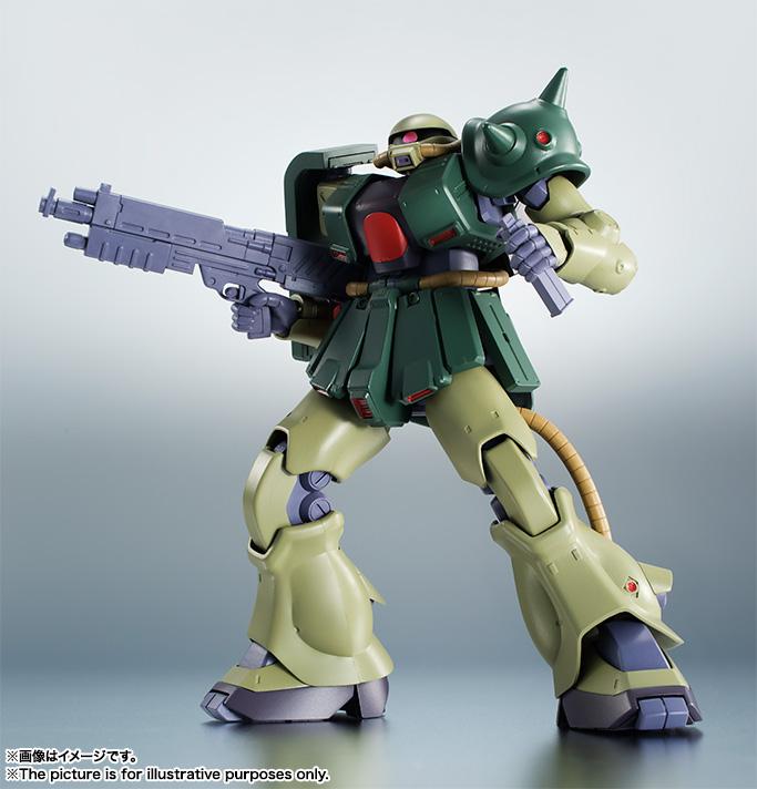 【再販】ROBOT魂〈SIDE MS〉『RX-78NT-1 ガンダムNT-1 ver. A.N.I.M.E.』可動フィギュア-012
