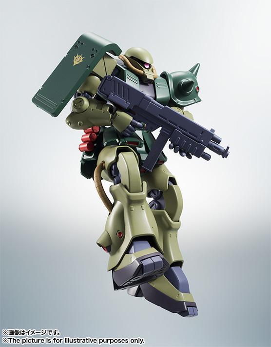 【再販】ROBOT魂〈SIDE MS〉『RX-78NT-1 ガンダムNT-1 ver. A.N.I.M.E.』可動フィギュア-013