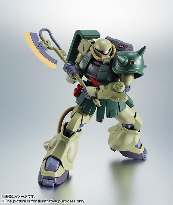 【再販】ROBOT魂〈SIDE MS〉『RX-78NT-1 ガンダムNT-1 ver. A.N.I.M.E.』可動フィギュア-014
