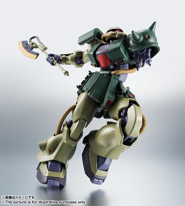 【再販】ROBOT魂〈SIDE MS〉『RX-78NT-1 ガンダムNT-1 ver. A.N.I.M.E.』可動フィギュア-016