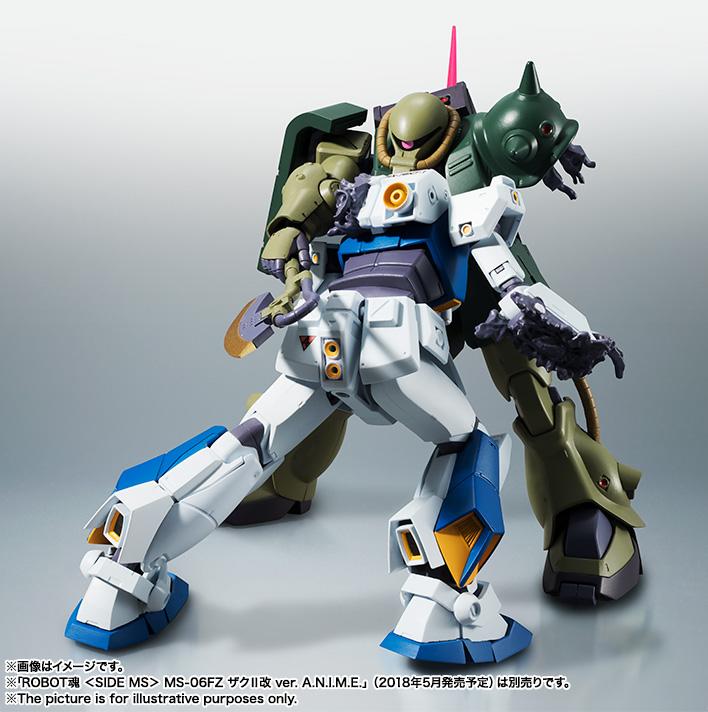 【再販】ROBOT魂〈SIDE MS〉『RX-78NT-1 ガンダムNT-1 ver. A.N.I.M.E.』可動フィギュア-017