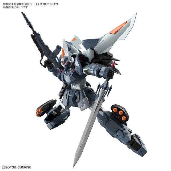 MG 1/100『モビルジン』ガンダムSEED プラモデル