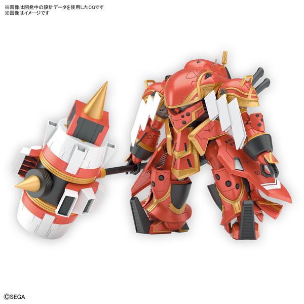 HG 1/24『霊子戦闘機・無限(東雲初穂機)』新サクラ大戦 プラモデル