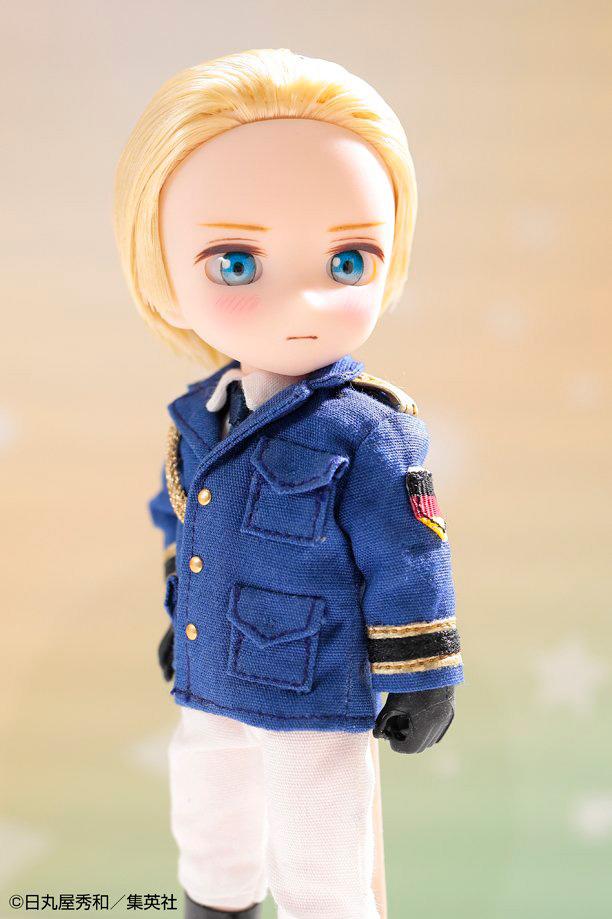 DOLPokke(ドルポッケ)No.003『ドイツ』ヘタリア World☆Stars 完成品ドール-006