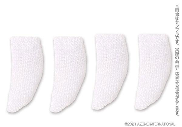 ピコニーモサイズ コスチューム『ローソックスset[ホワイト]』1/12 ドール服