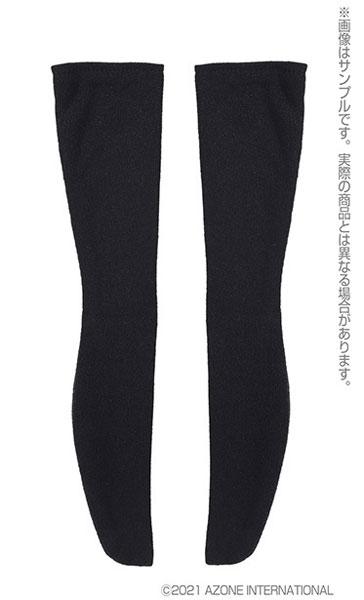 45cmコレクション『45ハイソックス[ブラック]』1/3 ドール服
