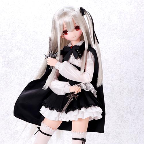 Black Raven『Lilia(リリア)The fury of VAMPIRE~二つの十字架~』1/3 完成品ドール