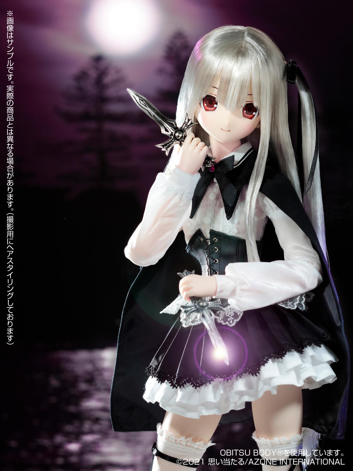 Black Raven『Lilia(リリア)The fury of VAMPIRE~二つの十字架~』1/3 完成品ドール-001
