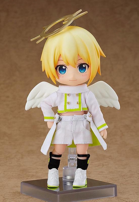 ねんどろいどどーる『天使:シエル』デフォルメ完成品ドール-001