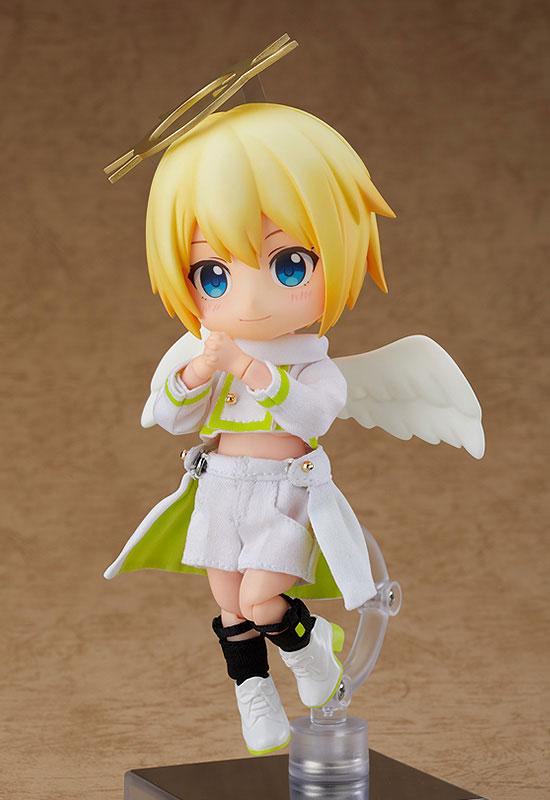 ねんどろいどどーる『天使:シエル』デフォルメ完成品ドール-002