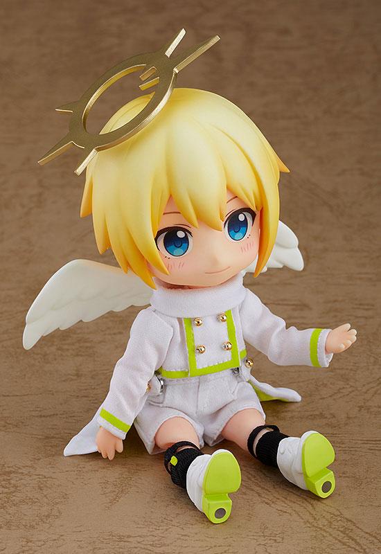 ねんどろいどどーる『天使:シエル』デフォルメ完成品ドール-004