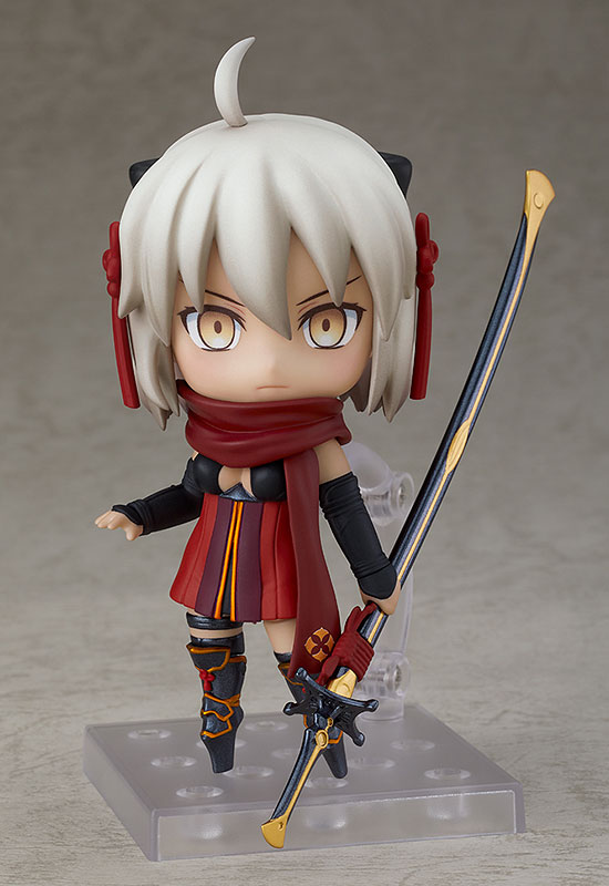 ねんどろいど『アルターエゴ/沖田総司〔オルタ〕』Fate/Grand Order デフォルメ可動フィギュア-001