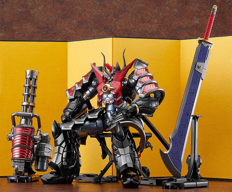 HAGANE WORKS『マジンカイザー刃皇 魔陣セット』可動フィギュア-001