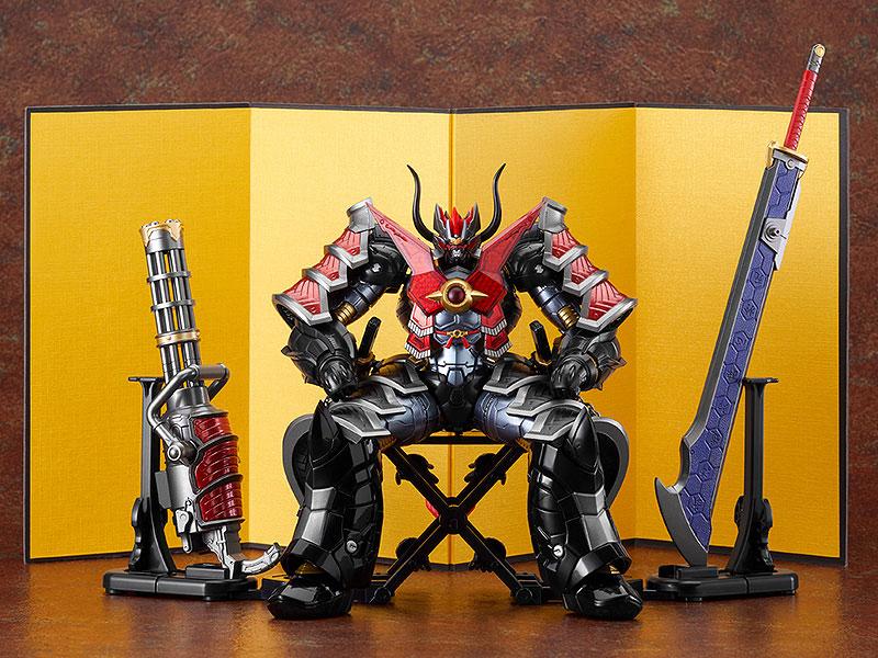 HAGANE WORKS『マジンカイザー刃皇 魔陣セット』可動フィギュア-003