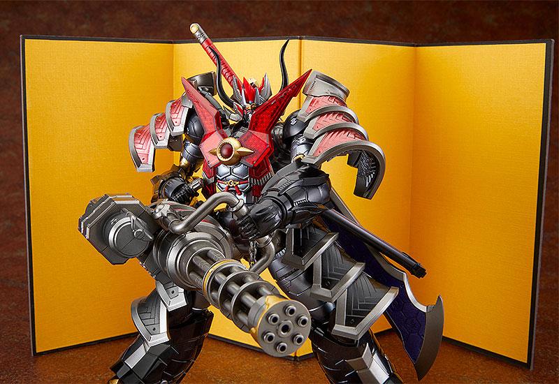 HAGANE WORKS『マジンカイザー刃皇 魔陣セット』可動フィギュア-004