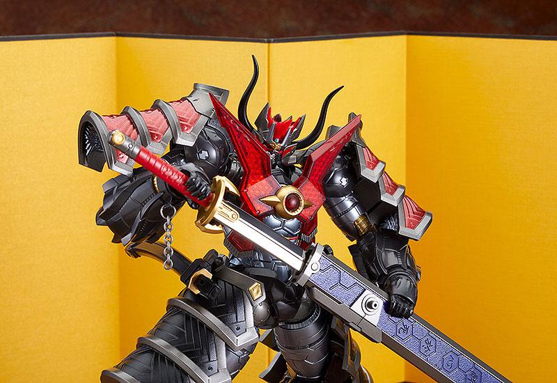HAGANE WORKS『マジンカイザー刃皇 魔陣セット』可動フィギュア-005