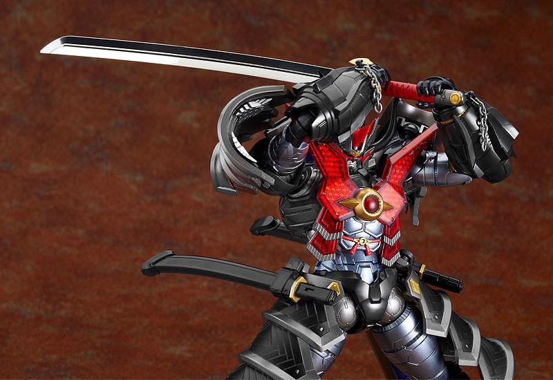 HAGANE WORKS『マジンカイザー刃皇 魔陣セット』可動フィギュア-006