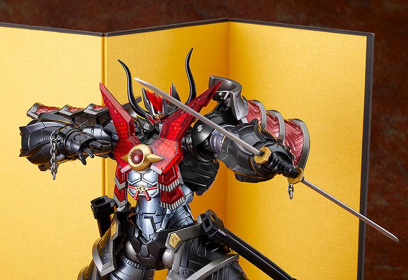 HAGANE WORKS『マジンカイザー刃皇 魔陣セット』可動フィギュア-008
