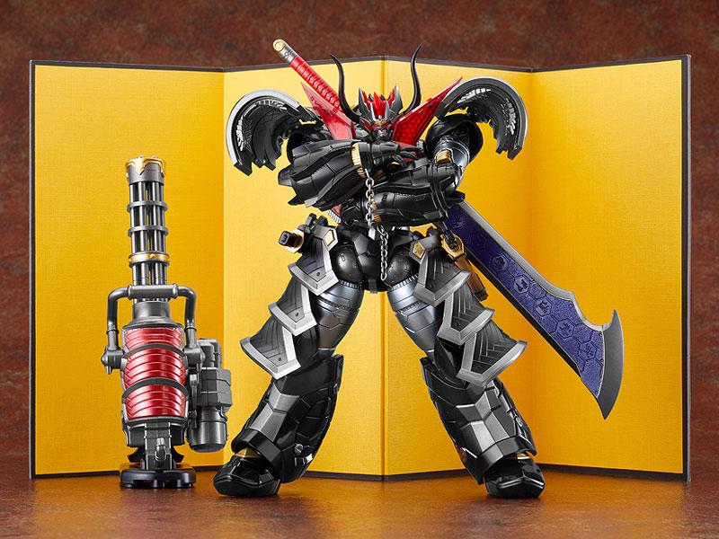 HAGANE WORKS『マジンカイザー刃皇 魔陣セット』可動フィギュア-009