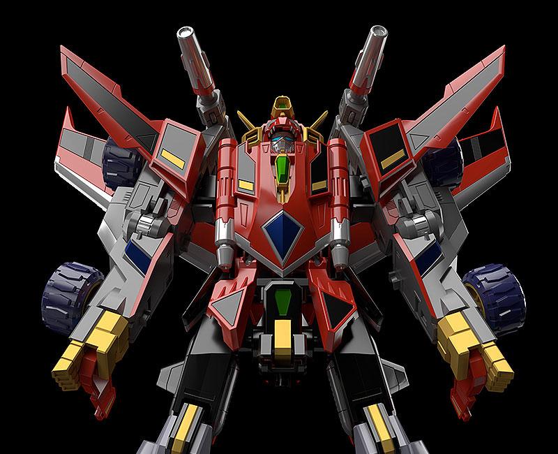THE合体 SSSS.DYNAZENON『合体竜人 DXダイナゼノン』可変合体フィギュア-002
