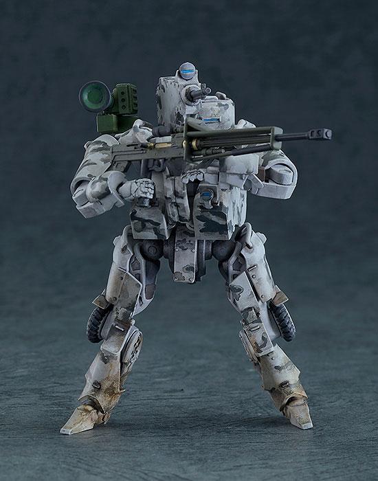MODEROID『武装エグゾフレーム』OBSOLETE 1/35 プラモデル-002