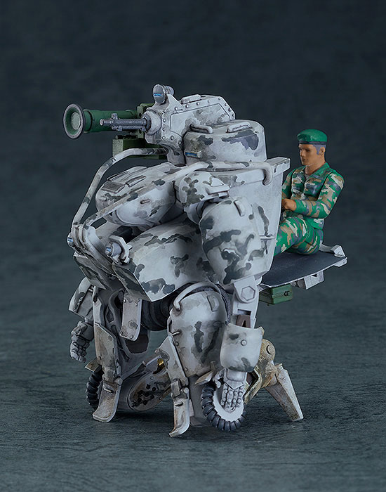 MODEROID『武装エグゾフレーム』OBSOLETE 1/35 プラモデル-003