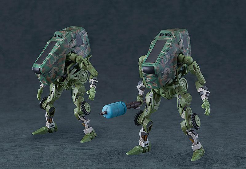 MODEROID『武装エグゾフレーム』OBSOLETE 1/35 プラモデル-008