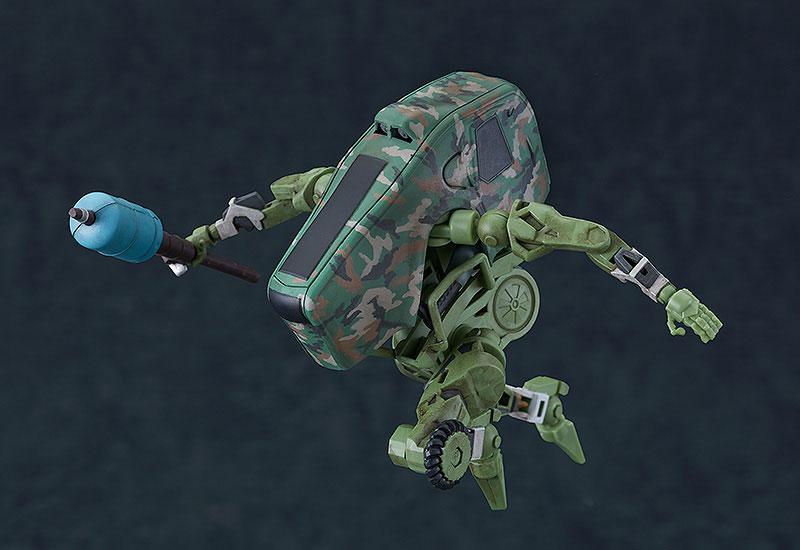MODEROID『武装エグゾフレーム』OBSOLETE 1/35 プラモデル-009