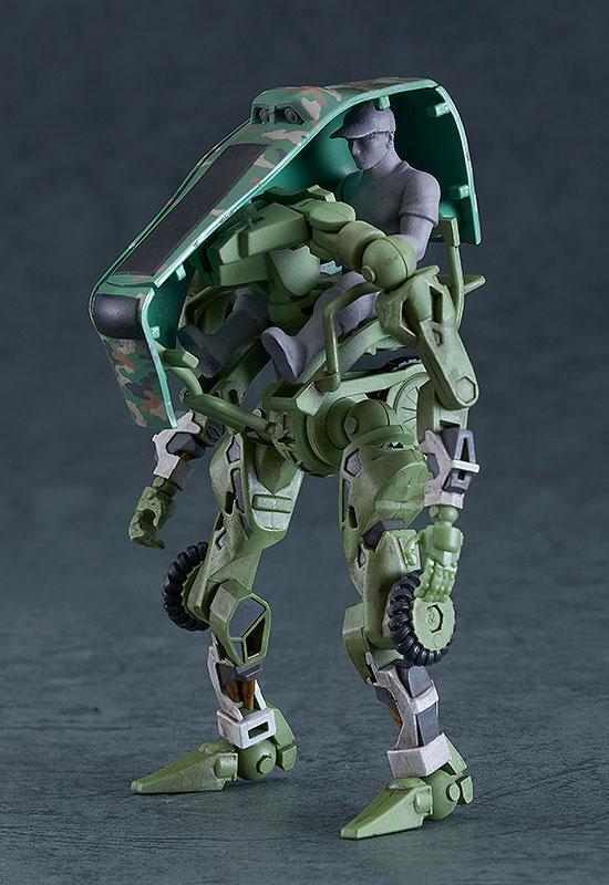 MODEROID『武装エグゾフレーム』OBSOLETE 1/35 プラモデル-010