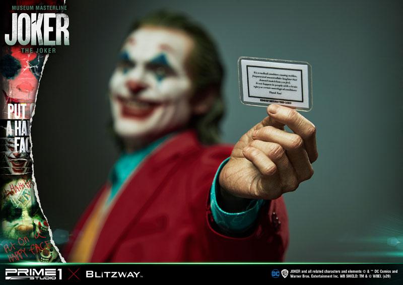 ミュージアムマスターライン『JOKER:ジョーカー』1/3 スタチュー-022