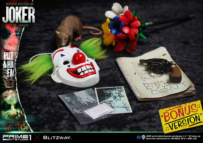 ミュージアムマスターライン『JOKER:ジョーカー』1/3 スタチュー-029