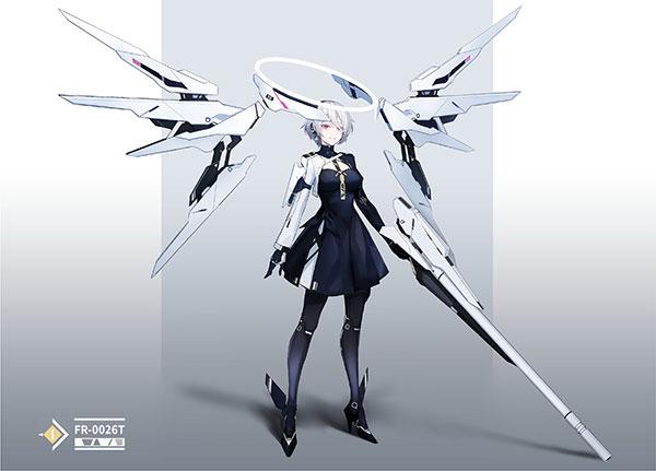 【限定販売】オリジナルメカ娘シリーズ『FR-0026T』1/7 完成品フィギュア-008