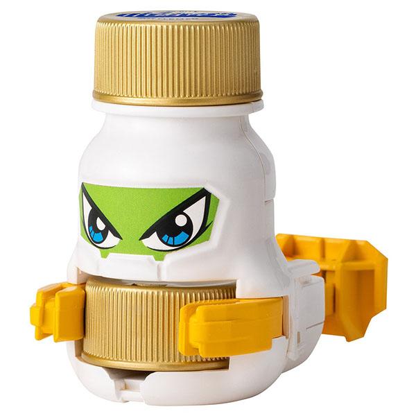 キャップ革命 ボトルマン『BOT-15 神ワザチャレンジ10 スマッシュセット』おもちゃ