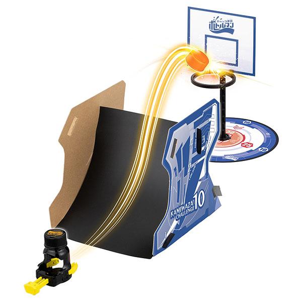 キャップ革命 ボトルマン『BOT-16 神ワザチャレンジ10 アクロバットセット』おもちゃ