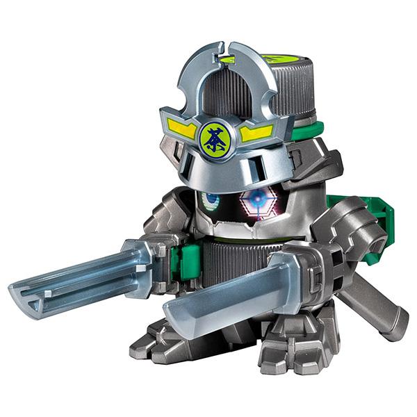キャップ革命 ボトルマン『BOT-14 ギョクロック鋼』おもちゃ