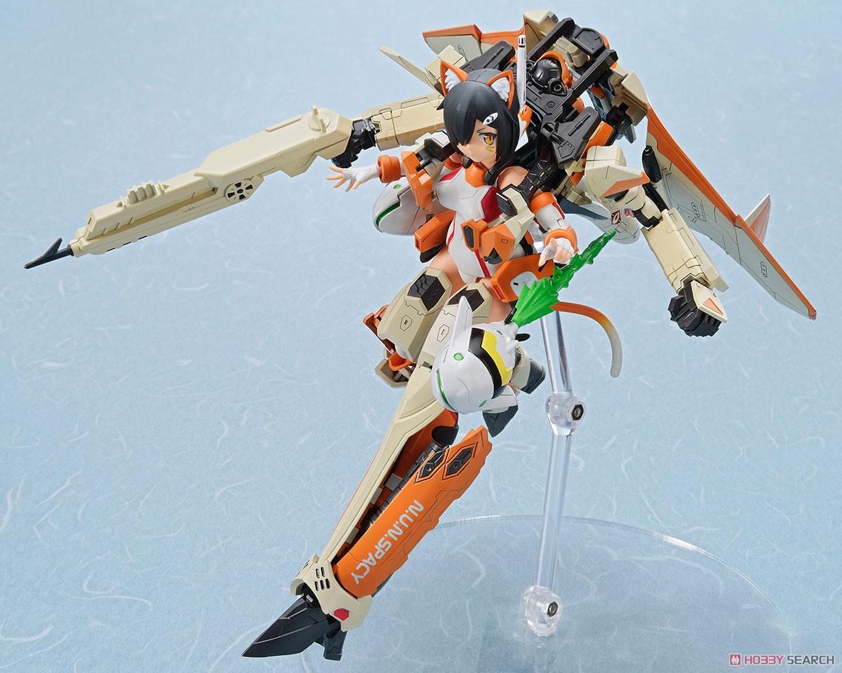 ACKS V.F.G.『VF-31D スクルドSP』マクロスΔ プラモデル-011