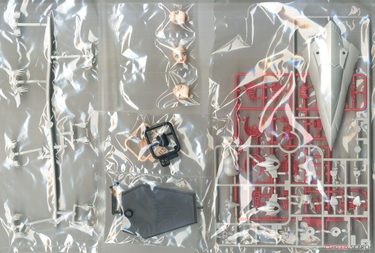 【再販】メガミデバイス『BULLET KNIGHTS ランサー』1/1 プラモデル-016