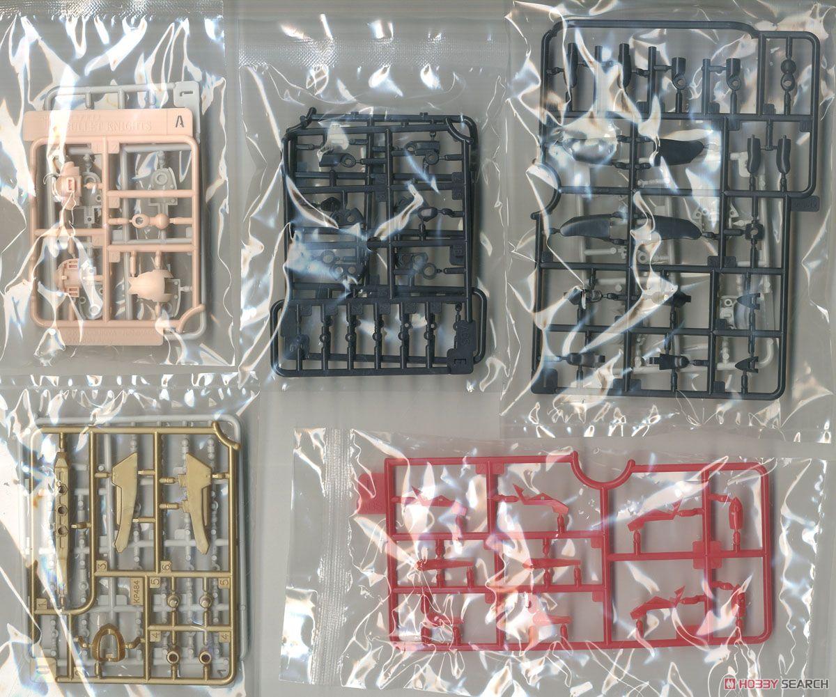 【再販】メガミデバイス『BULLET KNIGHTS ランサー』1/1 プラモデル-019