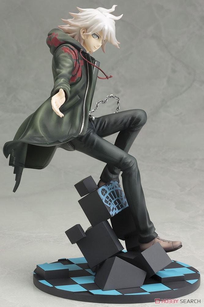 【再販】スーパーダンガンロンパ2 さよなら絶望学園『日向創』1/8 完成品フィギュア-010