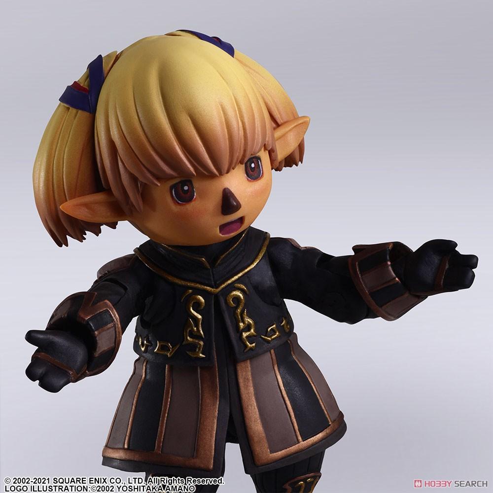 BRING ARTS『シャントット&チョコボ』ファイナルファンタジーXIV 可動フィギュア-006