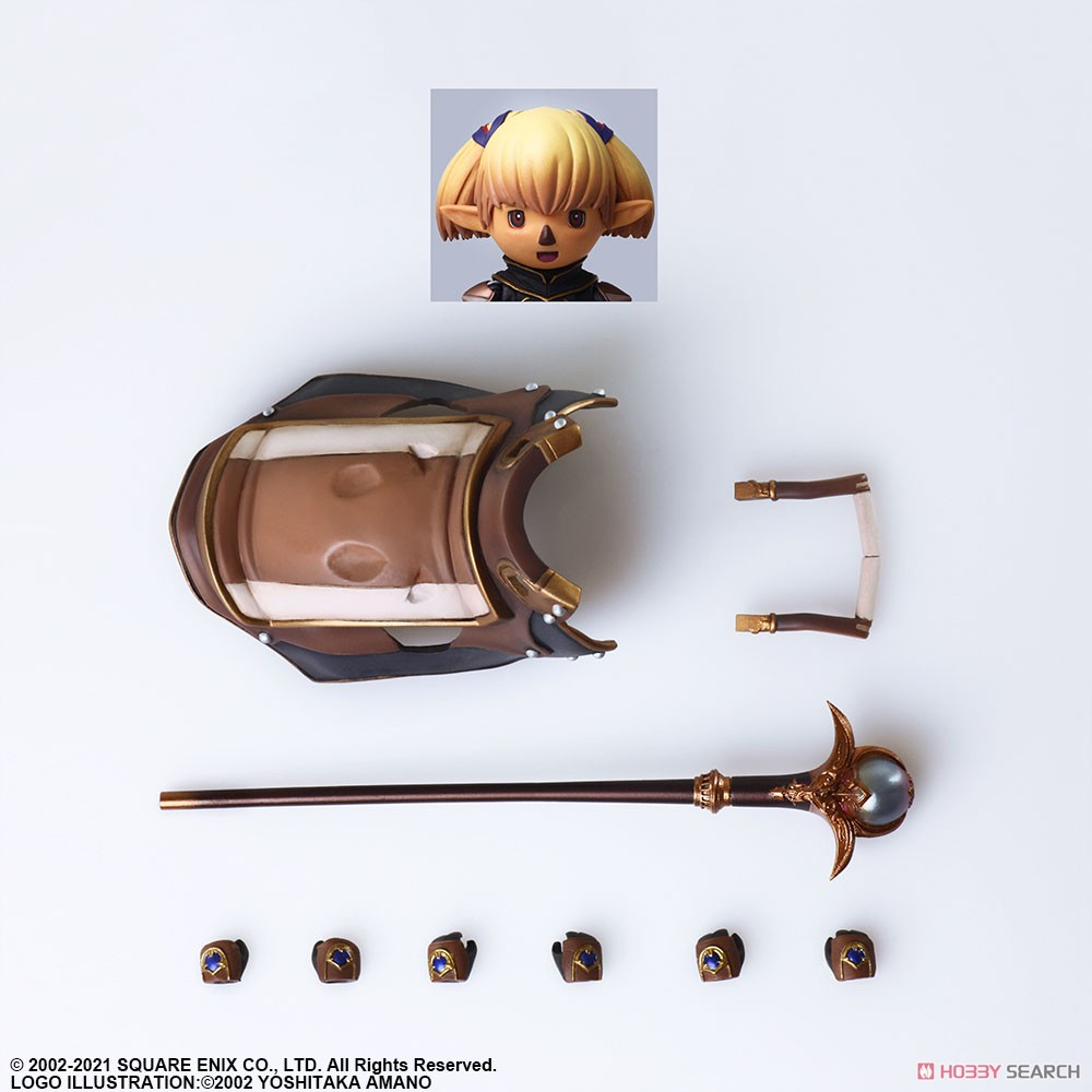BRING ARTS『シャントット&チョコボ』ファイナルファンタジーXIV 可動フィギュア-008