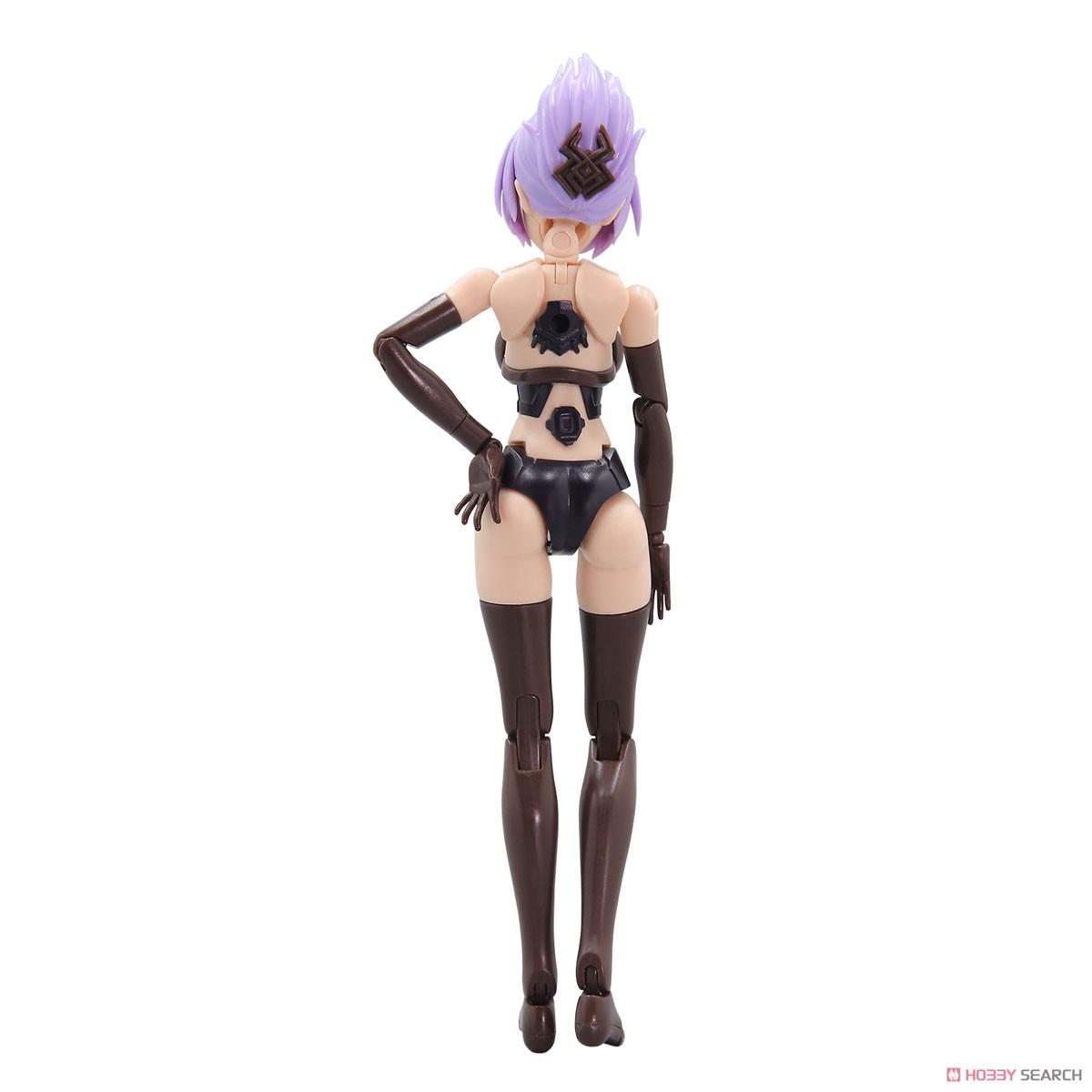 ATKガール『A.T.K.GIRL ARACHNE 2.0』1/12 プラモデル-003