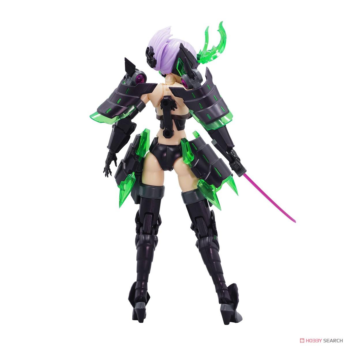 ATKガール『A.T.K.GIRL ARACHNE 2.0』1/12 プラモデル-004
