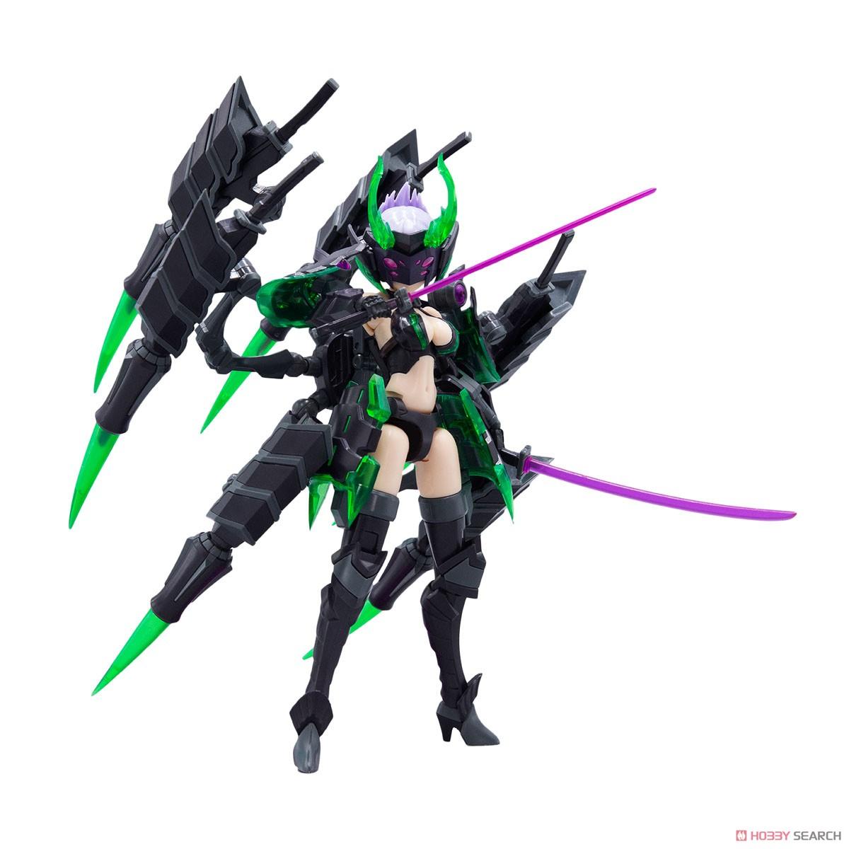 ATKガール『A.T.K.GIRL ARACHNE 2.0』1/12 プラモデル-006