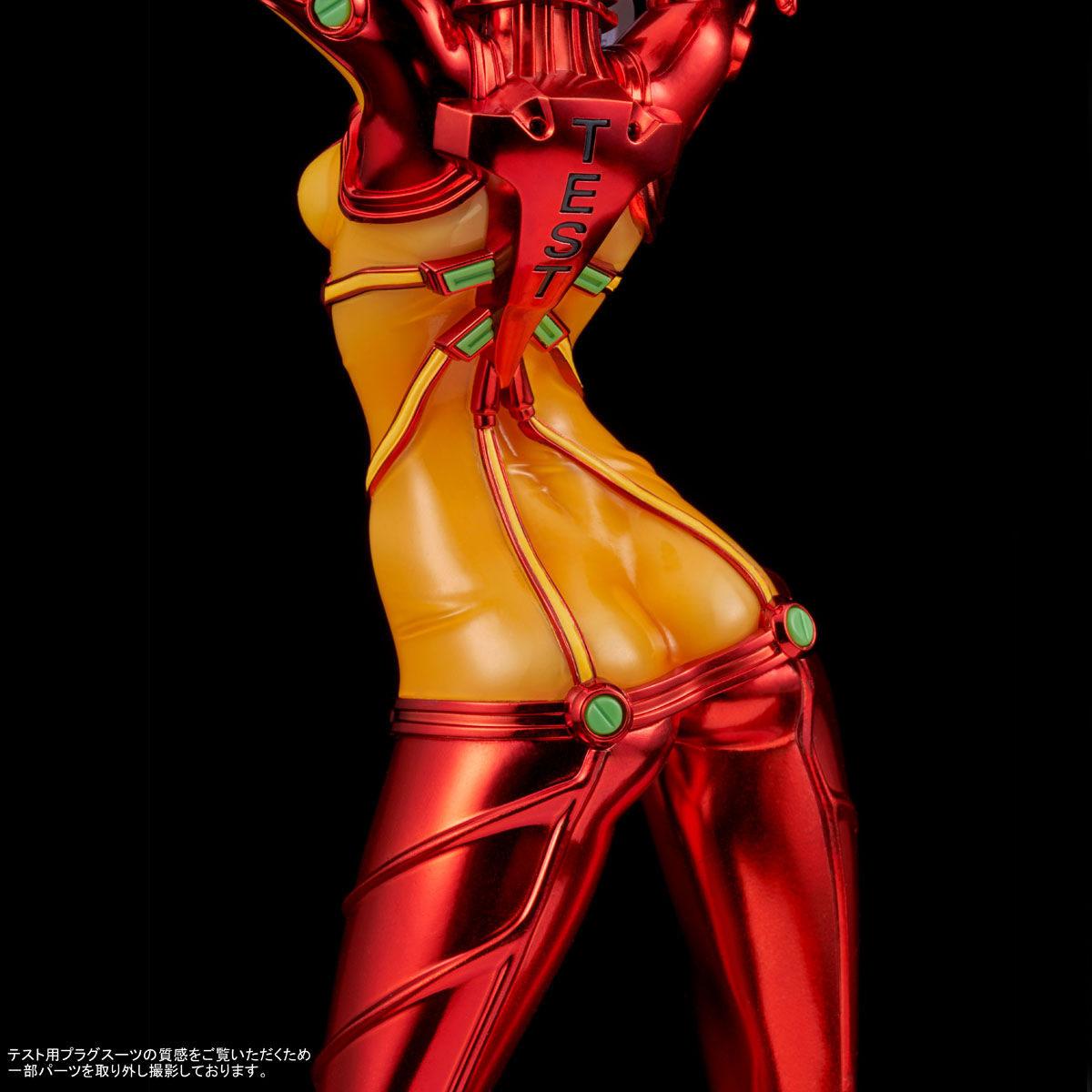【限定販売】Figure-riseLABO『式波・アスカ・ラングレー[スペシャルコーティング]』ヱヴァンゲリヲン新劇場版:破 プラモデル-006