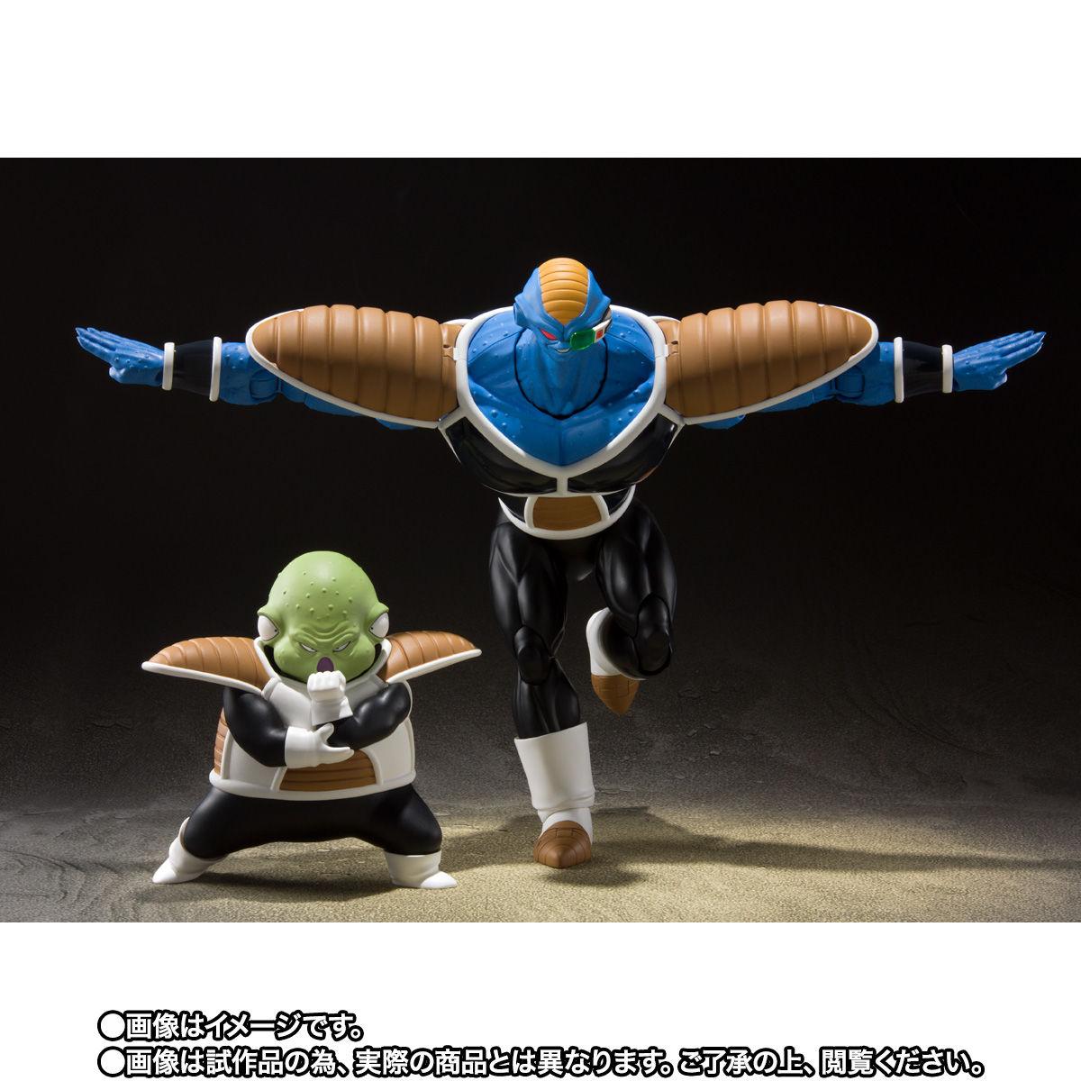 【限定販売】S.H.Figuarts『バータ&グルド』ドラゴンボールZ 可動フィギュア-003