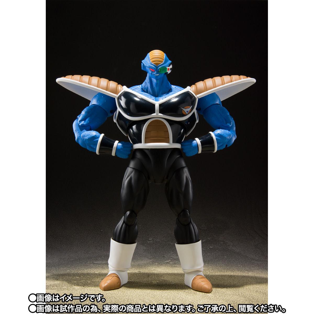 【限定販売】S.H.Figuarts『バータ&グルド』ドラゴンボールZ 可動フィギュア-004